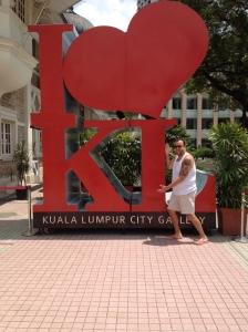 K loves KL.
