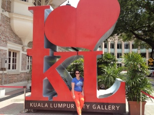 I loves KL. (See what I did there)