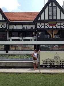 me and the Royal Selangor Club