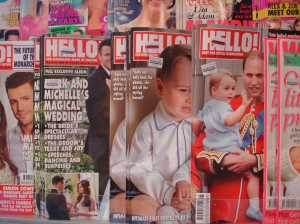 And of course, there are a lot of British tabloids there