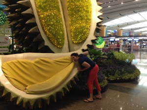 It's a durian seat you want to eat!