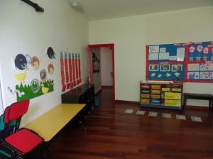 My classroom!