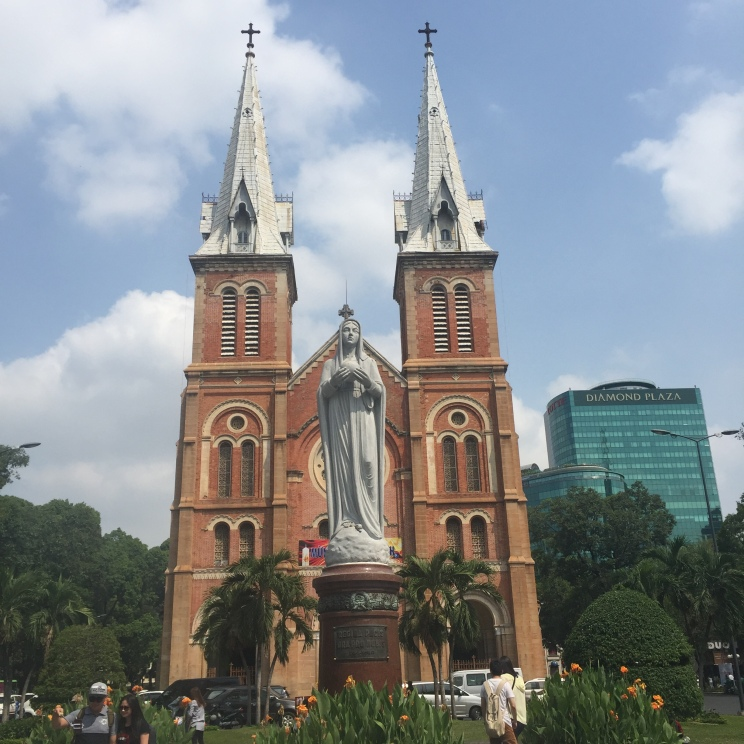 Notre Dame of Saigon