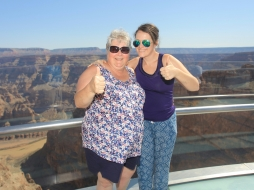 Grand canyon is thumps up!